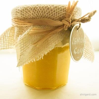 Lemon Curd Gift Jar