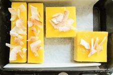 Lemon Curd & Sablé Breton Bars