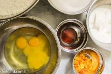 Mise en Place: Creamy White Shortcake