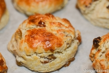 Sultana Scones Ready to Eat and Enjoy