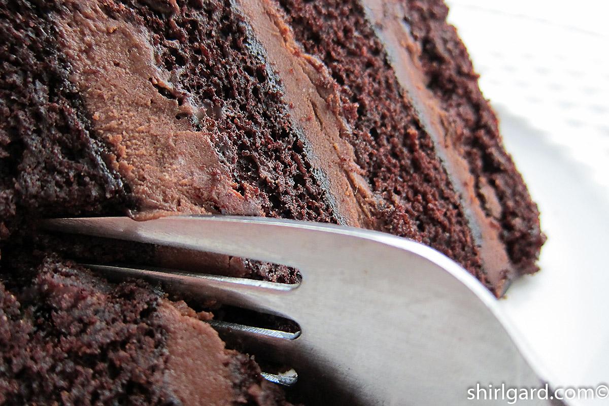 Shirl's Brooklyn Blackout Cake