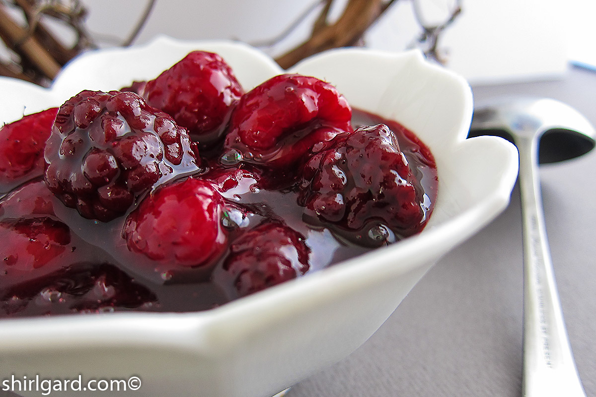 Berry Compote Express