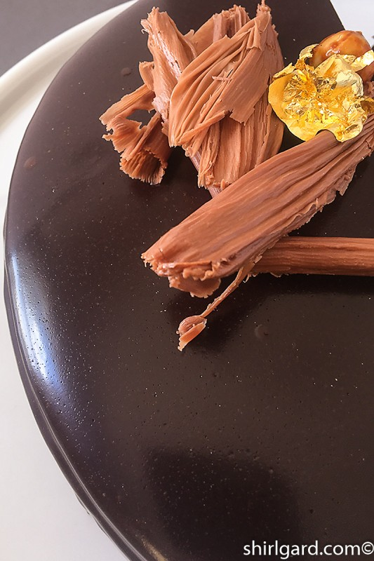 Chocolate Praline Palet D'Or