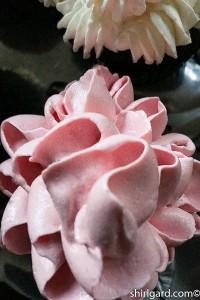 Pink Ribbons: Devil's Food Cupcake